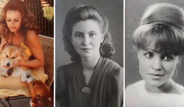 15 бабушек в молодости, которые были  красивее любых современных светских львиц