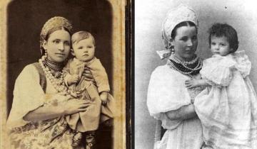 Куда кормилицы-крестьянки девали своих младенцев, когда уезжали в хозяйский дом?