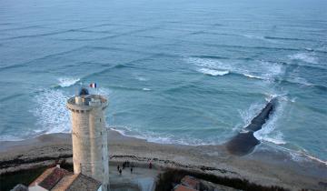 Если море покрылось «квадратами», нужно срочно вытаскивать всех и вся из воды!