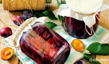 Рецепт вкусных слив в пряном маринаде, от которых вы будете в восторге!
