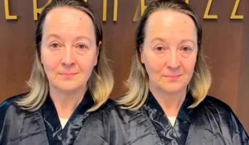 Женщина за 50 пришла «подкрасить корни», но мастер решил ее изменить кардинально