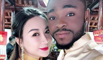 Как выглядит девочка, у которой мама из Вьетнама, а отец — африканец