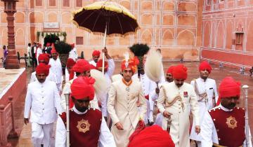 Самые богатые королевские семьи Индии: как они живут