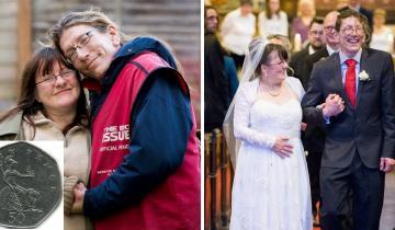 Бездомный попросил денег у женщины, у которой не было «ни копейки». Ровно через год парочка поженилась!