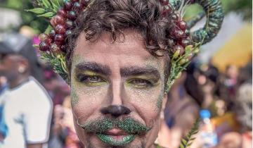 Самые яркие и необычные люди на карнавале в Рио-де-Жанейро