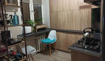 Шикарный ремонт маленькой кухни, который кардинально отличается от ремонтов кухонь, которые уже надоели