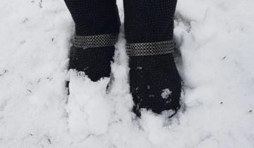 Брат поделился армейской хитростью, как сделать так, чтобы ноги не замерзали в морозы