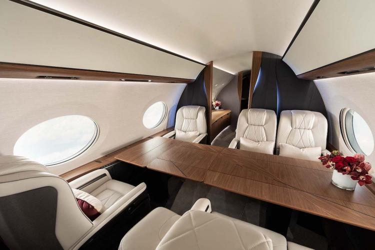 Ни один самолёт авиакомпании Novans Jets не способен развивать скорость большую, чем у Gulfstream G700