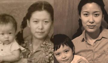 Девушка показала фото себя и своей бабушки и поразила пользователей Сети