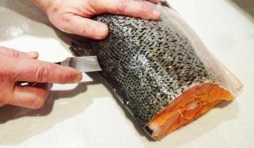 Как правильно разделать и засолить рыбу. Именно правильно.