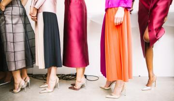 Как подобрать обувь к платью, чтобы выглядеть стильно?