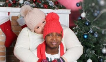 Девушка весом 130 кг вышла замуж за стройного студента из Нигерии