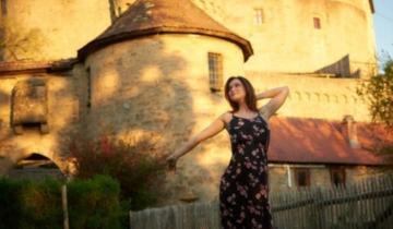 Молодая пара два года жила в замке XV века, но лучше не повторять их опыт