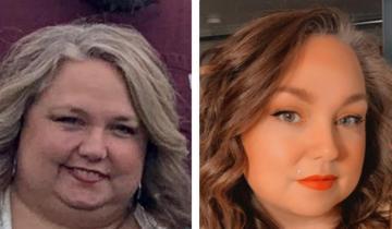 Девушка сбросила 35 кг, благодаря чему её лицо стало выглядеть на 30 лет моложе
