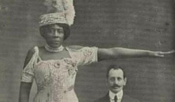 История мадам Абомы: женщины-великана, которая покорила своим ростом мир в XIX веке
