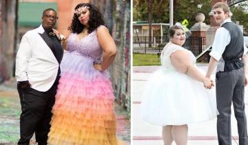5 фото, которые доказывают, что люди влюбляются не в фигуру