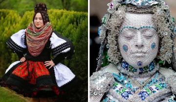 Колоритные свадебные наряды разных стран мира (15 фото)