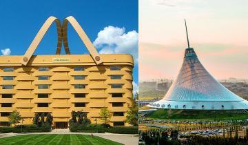 17 удивительных зданий, от которых захватывает дух!