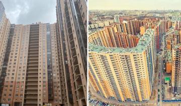35 подъездов, 3708 квартир и огромная парковка во дворе – добро пожаловать в одну из самых больших новостроек России