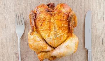 Как приготовить курицу, если нет плиты? Отшлепайте её 135 000 раз!