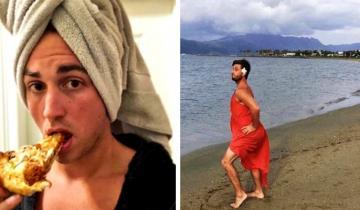 Посмотреть на себя со стороны: парни пародируют фото своих девушек из Инстаграм