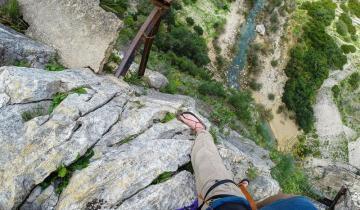 Только не смотри вниз: Каминито-дель-Рей или самая жуткая тропа в мире