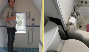 10 примеров неудачного дизайна ванных, которые точно вас повеселят