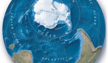 Географы признали существование пятого океана