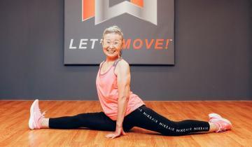 Японская «чудо-бабушка» Такимика планирует работать фитнес-инструктором и в 100 лет