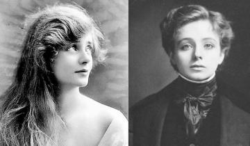 10 обворожительных портретов девушек прошлого века