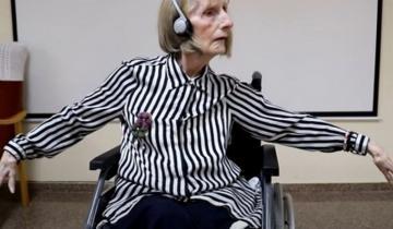 Балерина с болезнью Альцгеймера вспомнила движения под «Лебединое озеро»