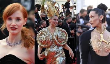 Самые нарядные знаменитости Каннского кинофестиваля: во что вырядились в этот раз