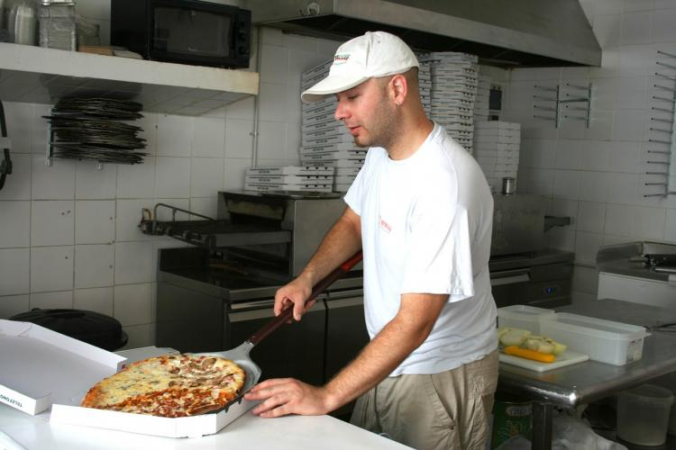 пицца на дом