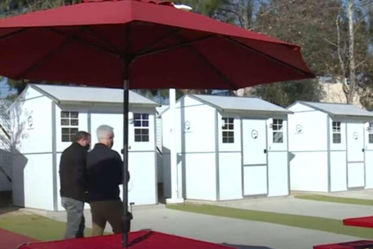 В США бездомным предложили дома, площадь которых 6 метров