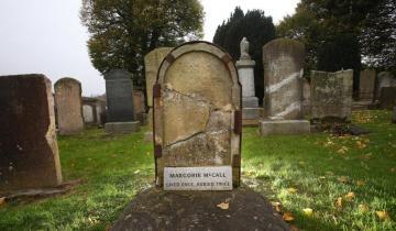 «Жила однажды, похоронена дважды». Удивительная история Марджори МакКол