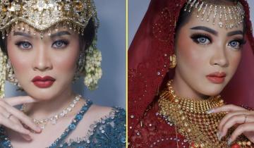Талантливый визажист делает макияж, после которого невест не узнать