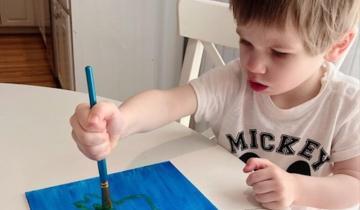 Мальчик, который отставал в развитии до двух лет, вскоре стал гением
