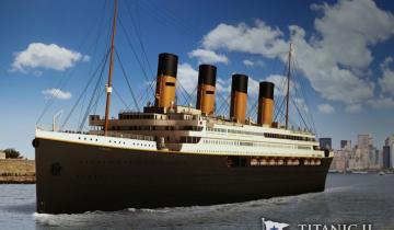Титаник-2 уже строят и скоро он отправится в первое плавание