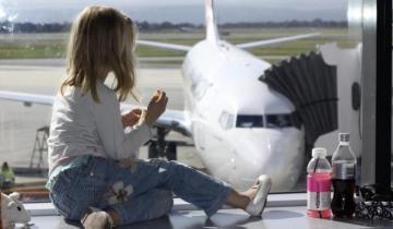 Женщина оставила дочь в аэропорту и улетела отдыхать одна