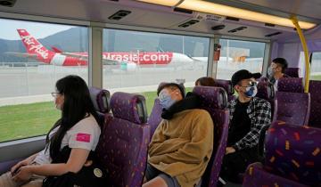 В Гонконге запустили 5-часовой автобусный тур для тех, кто хочет выспаться