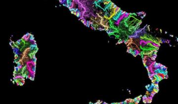 Необычные карты, которые расскажут об удивительных вещах на Земле