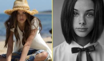 В 3 года девочка стала моделью, а в 10 — ее назвали одной из самых красивых детей мира